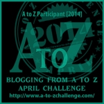 April A-to-Z Blogging Challenge